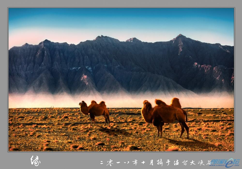 南疆温宿大峡谷