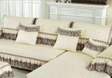 漂亮沙发垫分享一下